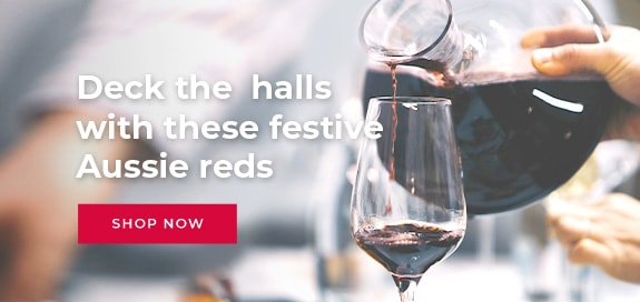 Deck the halls with these festive Aussie reds