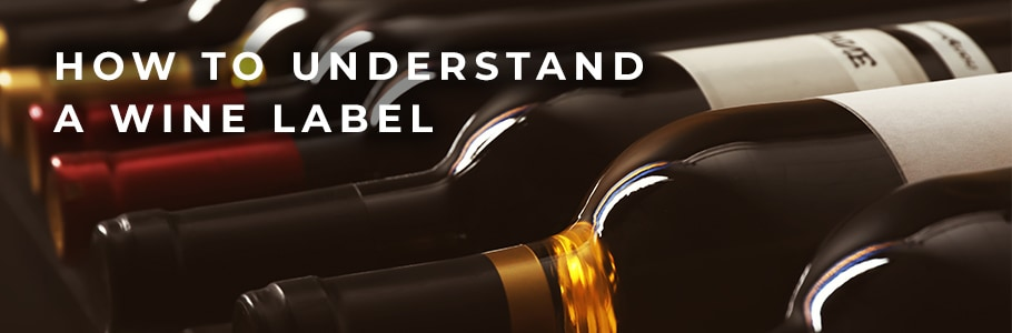 How to understand wine label