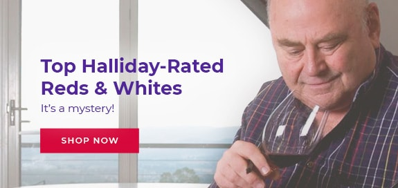 Top Halliday-Rated Reds & Whites
